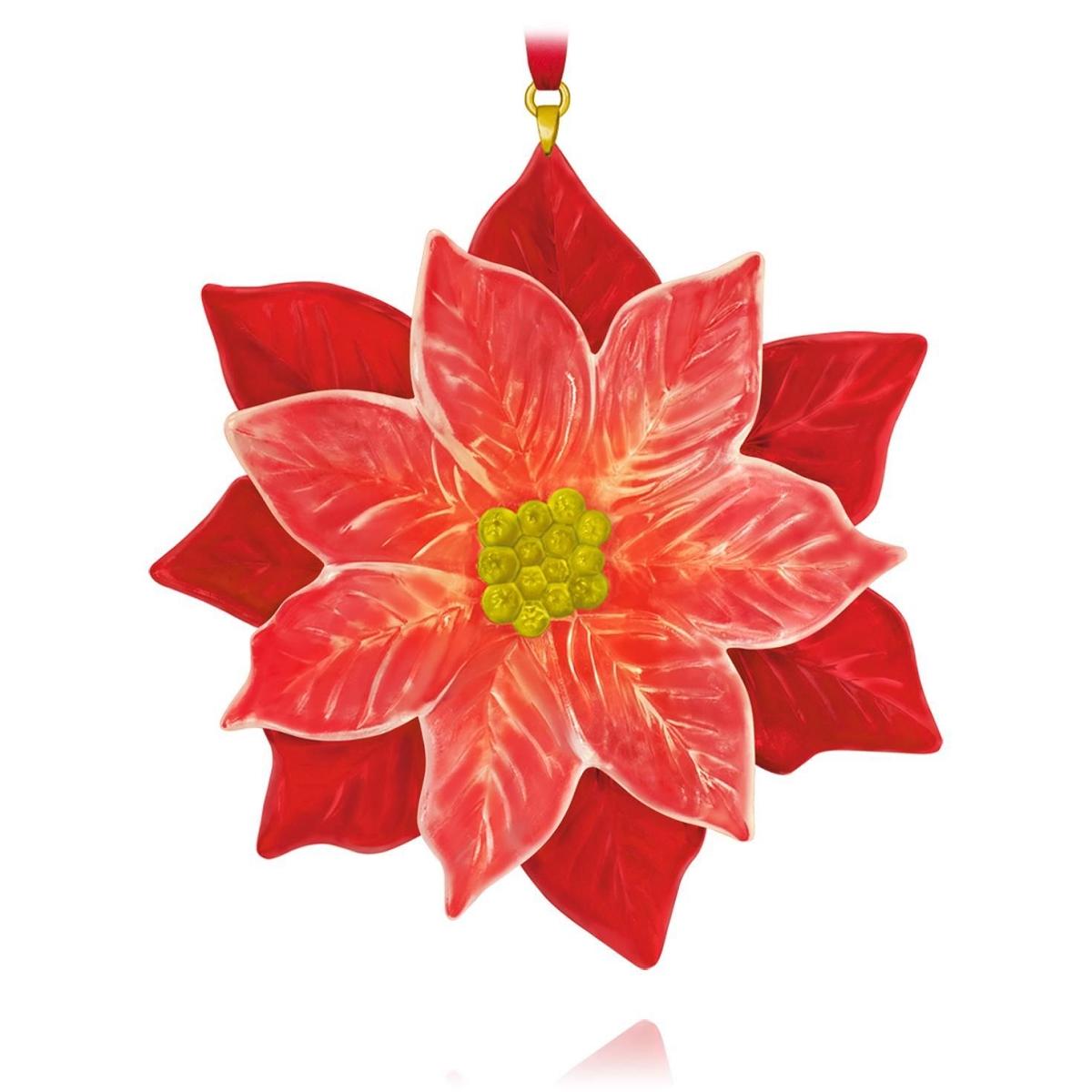 2015 La Flor De La Nochebuena Hallmark Keepsake Ornament