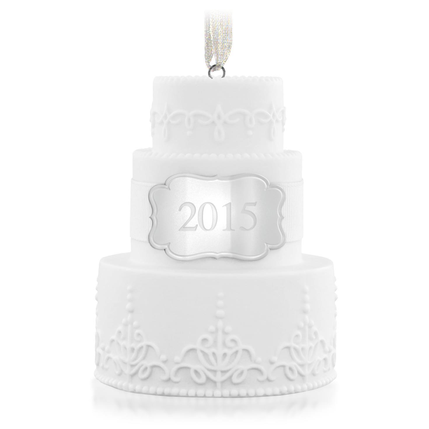 2015 Wedding Hallmark Keepsake Celebrations - Hooked on Hallmark ...