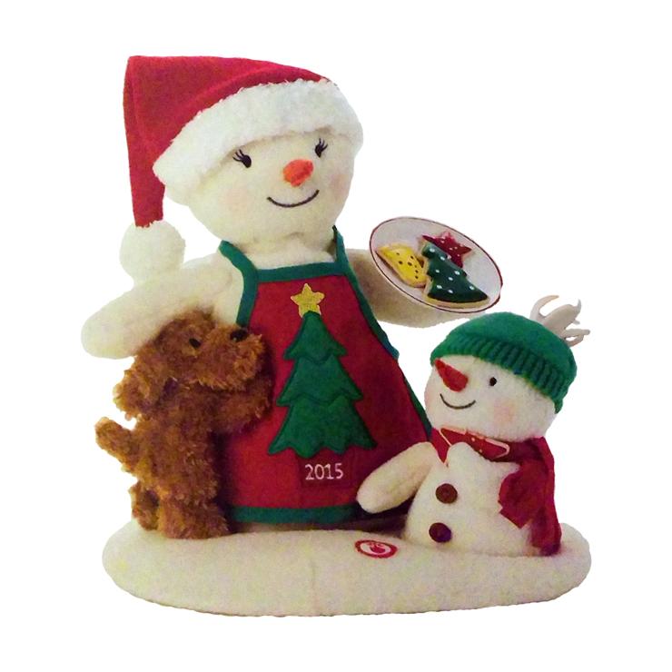 Singing Christmas Trees