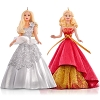 2015 Celebration Barbie Ornament Set of 2