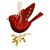 Ruby Red Cardinal - Beauty of Birds Premium Complement