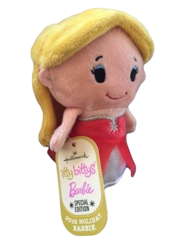 2015 Holiday Barbie itty bitty *Convention LTD Ed of 500 !