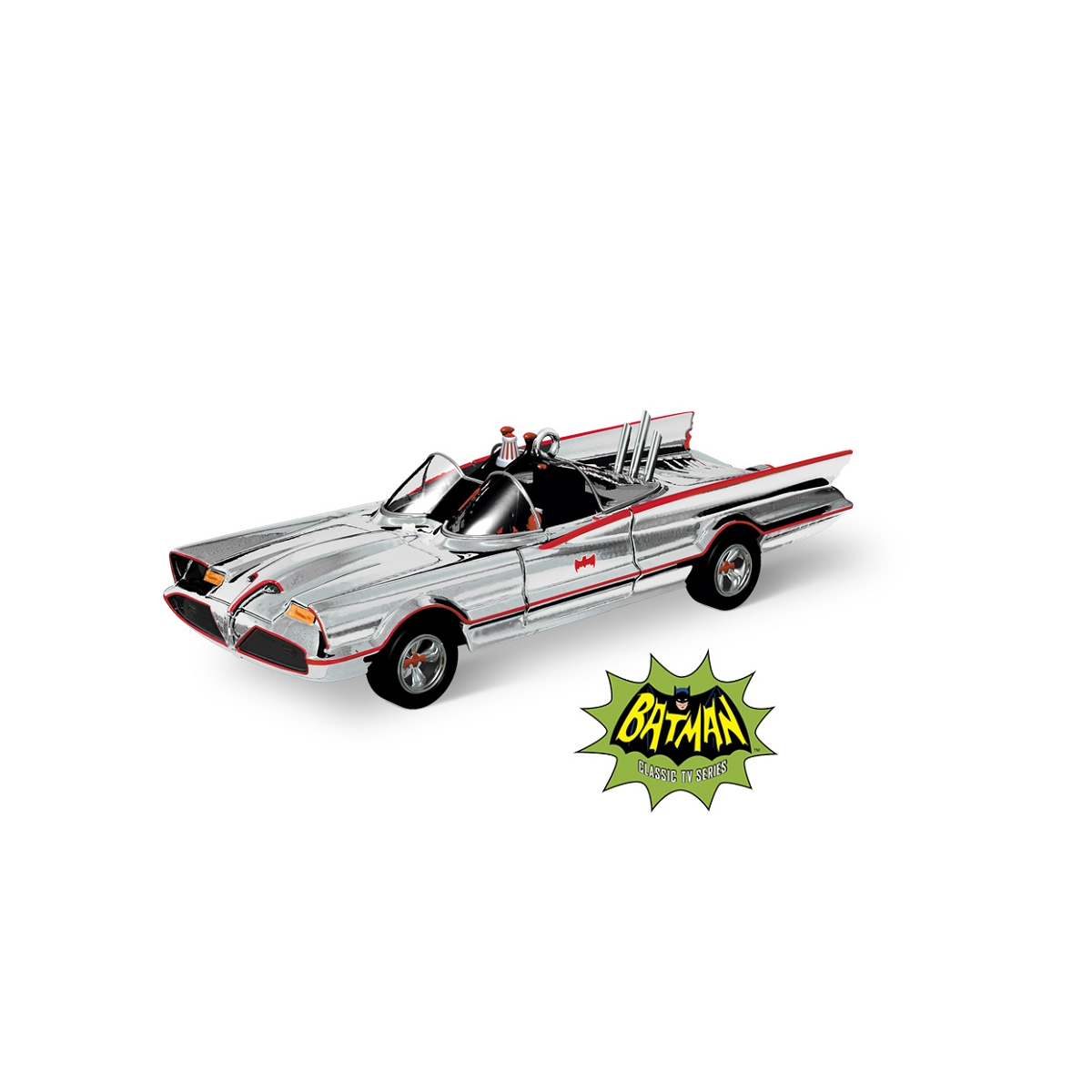 2015 Comic Con Batman Classic Batmobile - SDB- only 1575 produced!
