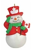 2015-16 Canada Patriotic Snowman - CANADIAN EXCLUSIVE