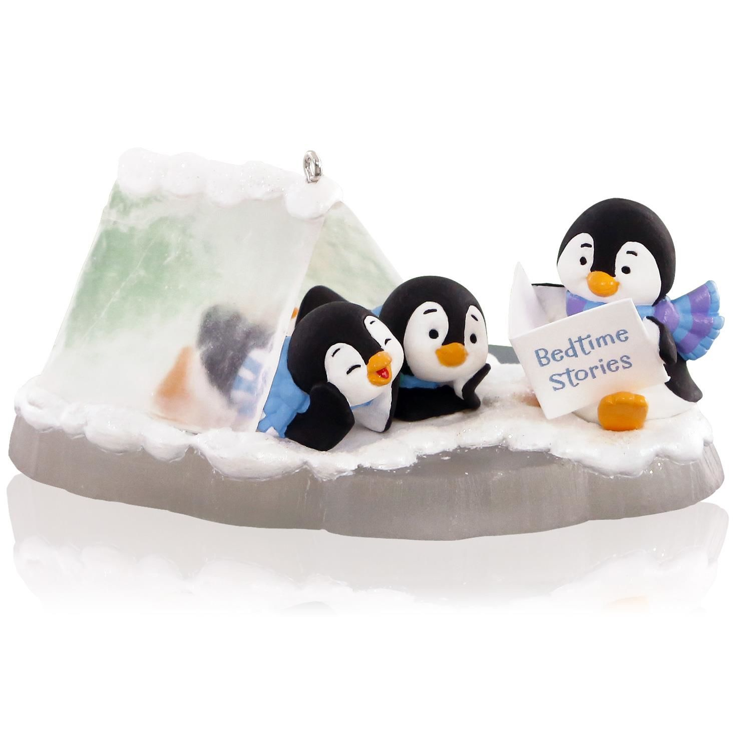 2015 Penguin Tales Hallmark Keepsake Ornament