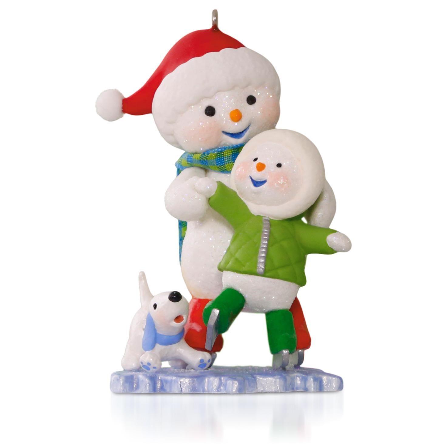 Miniature Christmas Ornaments