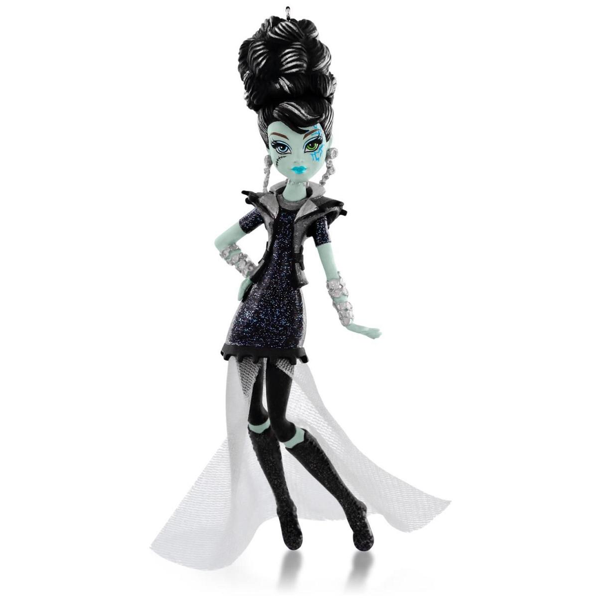 2015 Frankie Stein Monster High Hallmark Keepsake Ornament