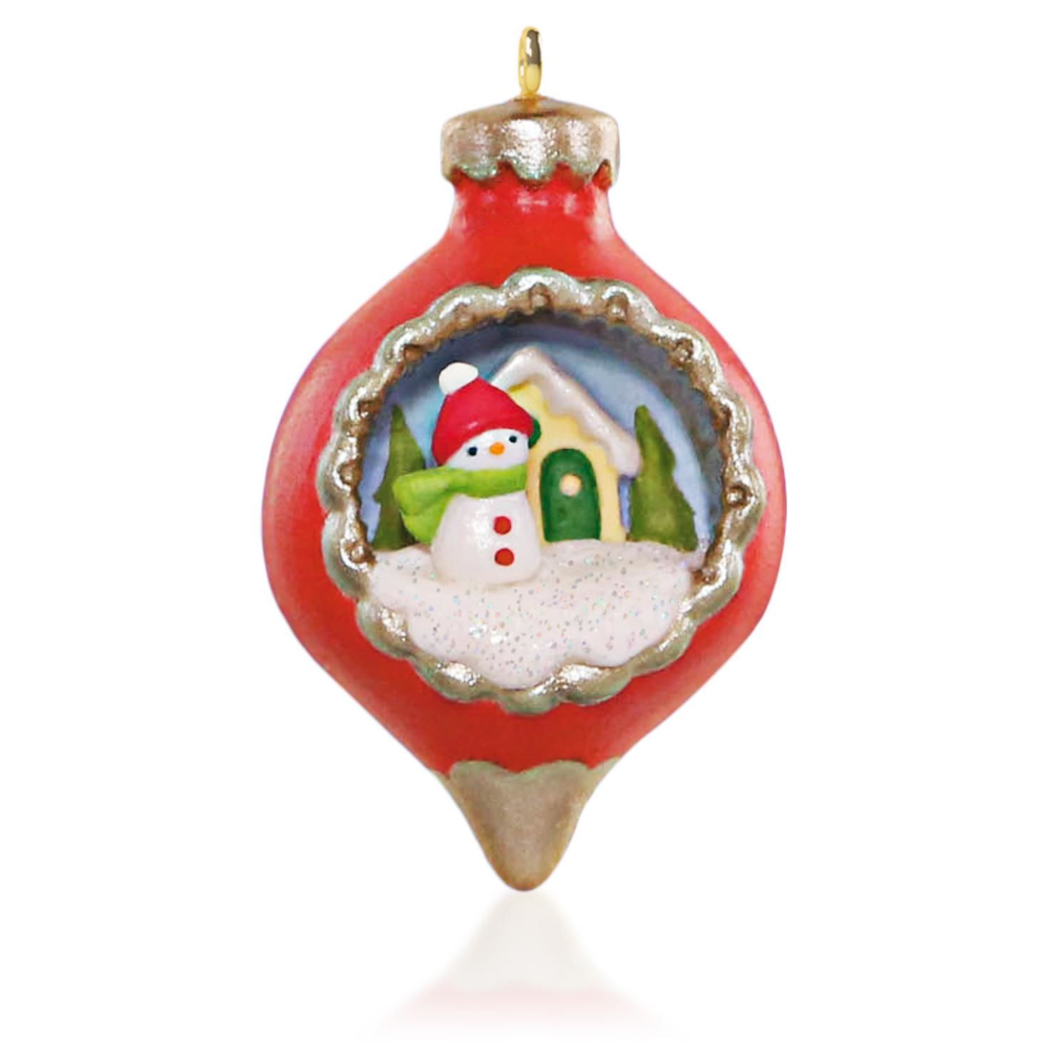 2015 A World Within Miniature Hallmark Keepsake Ornament