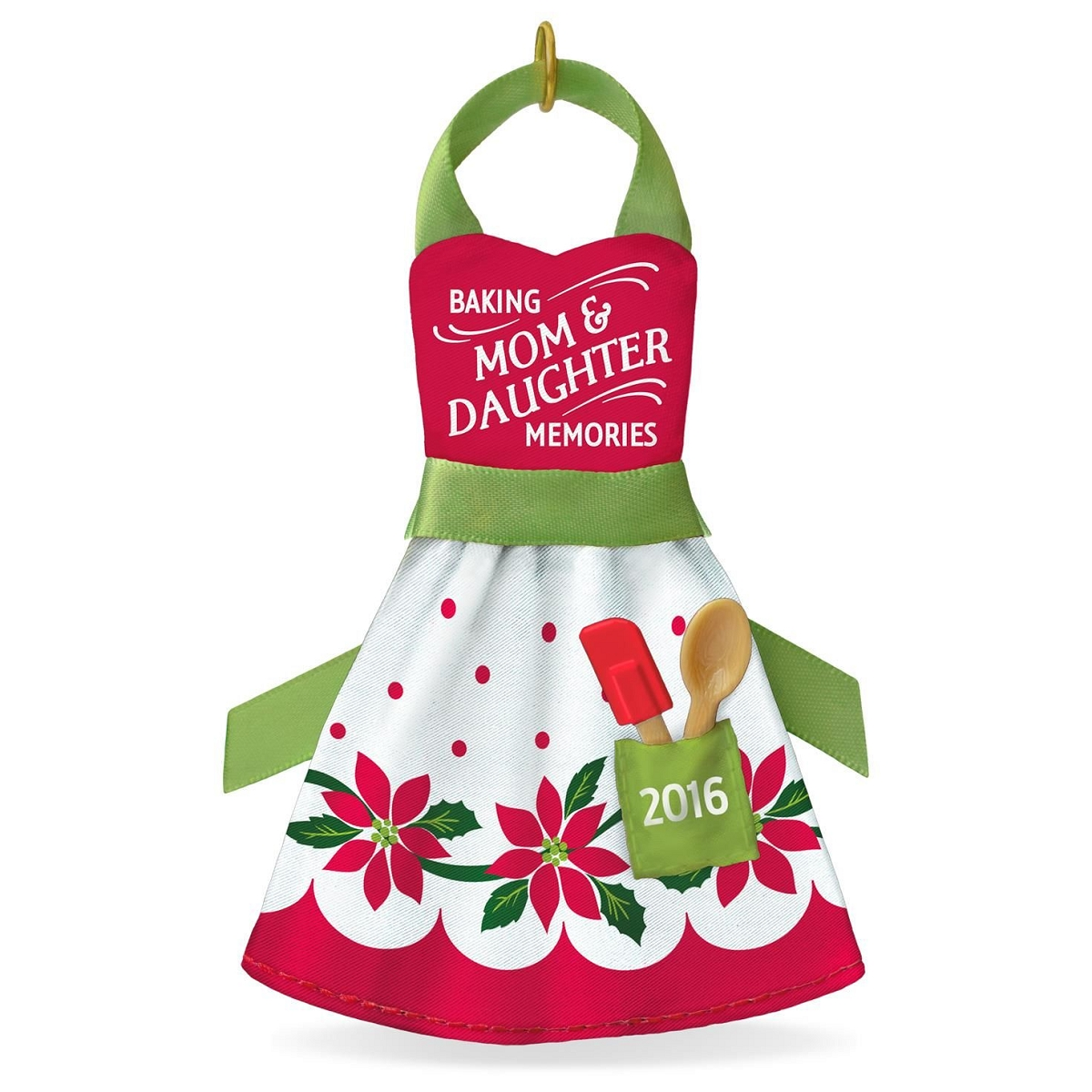 2016 Baking Mom and Daughter Memories Hallmark Keepsake ...