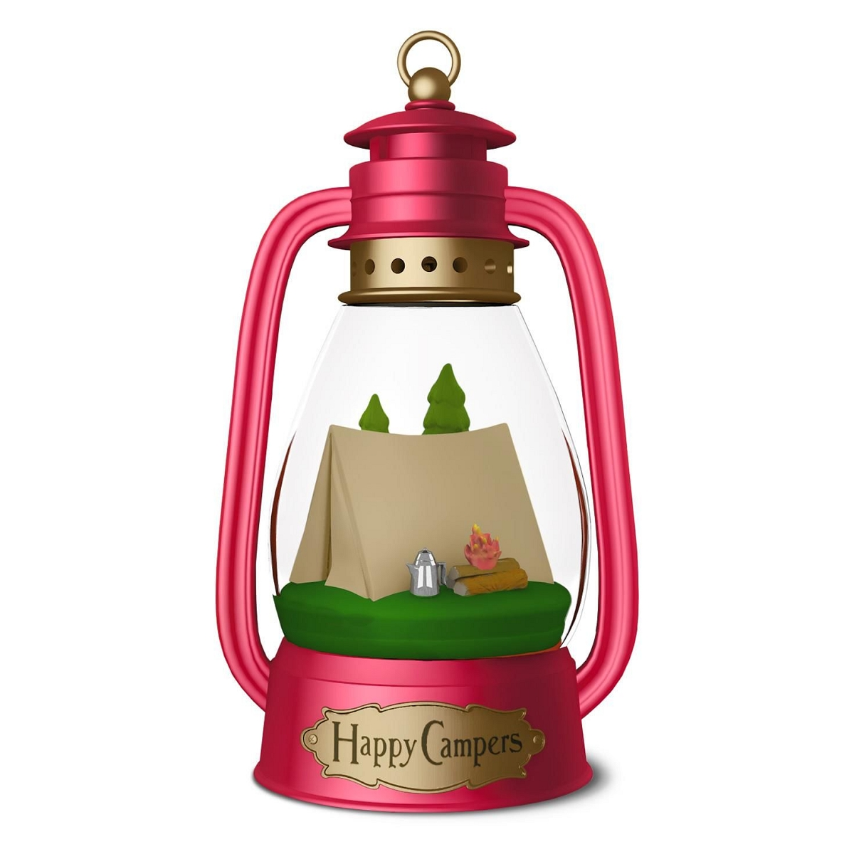2016 happy campers hallmark keepsake ornament