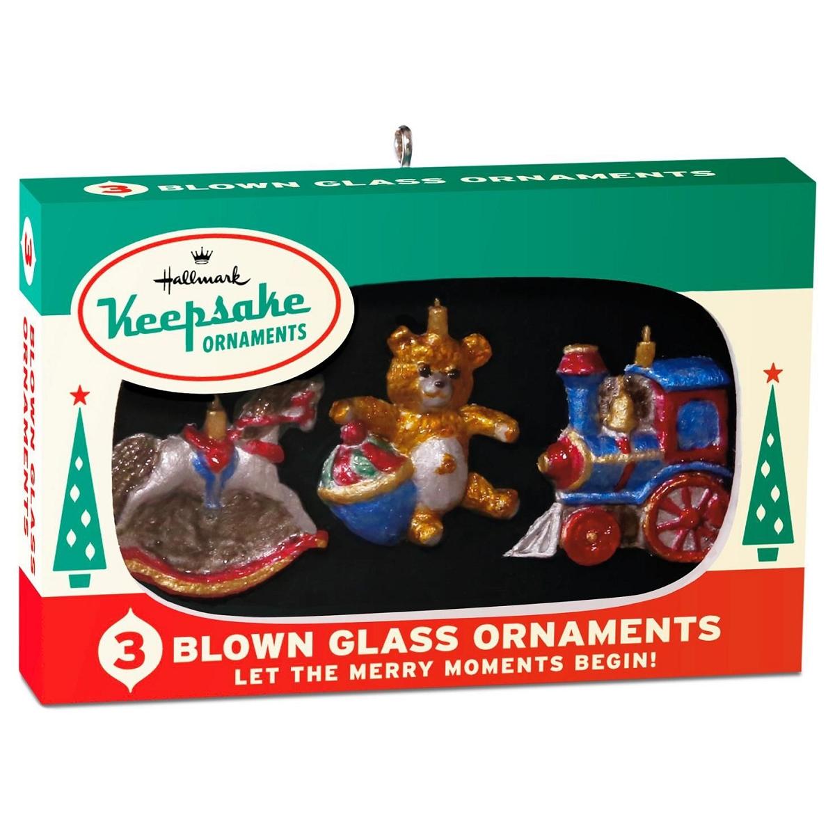 Hallmark Christmas Ornaments.2016 Nifty Fiftes Keepsake Ornaments Hallmark Keepsake Ornament Hooked On Hallmark Ornaments