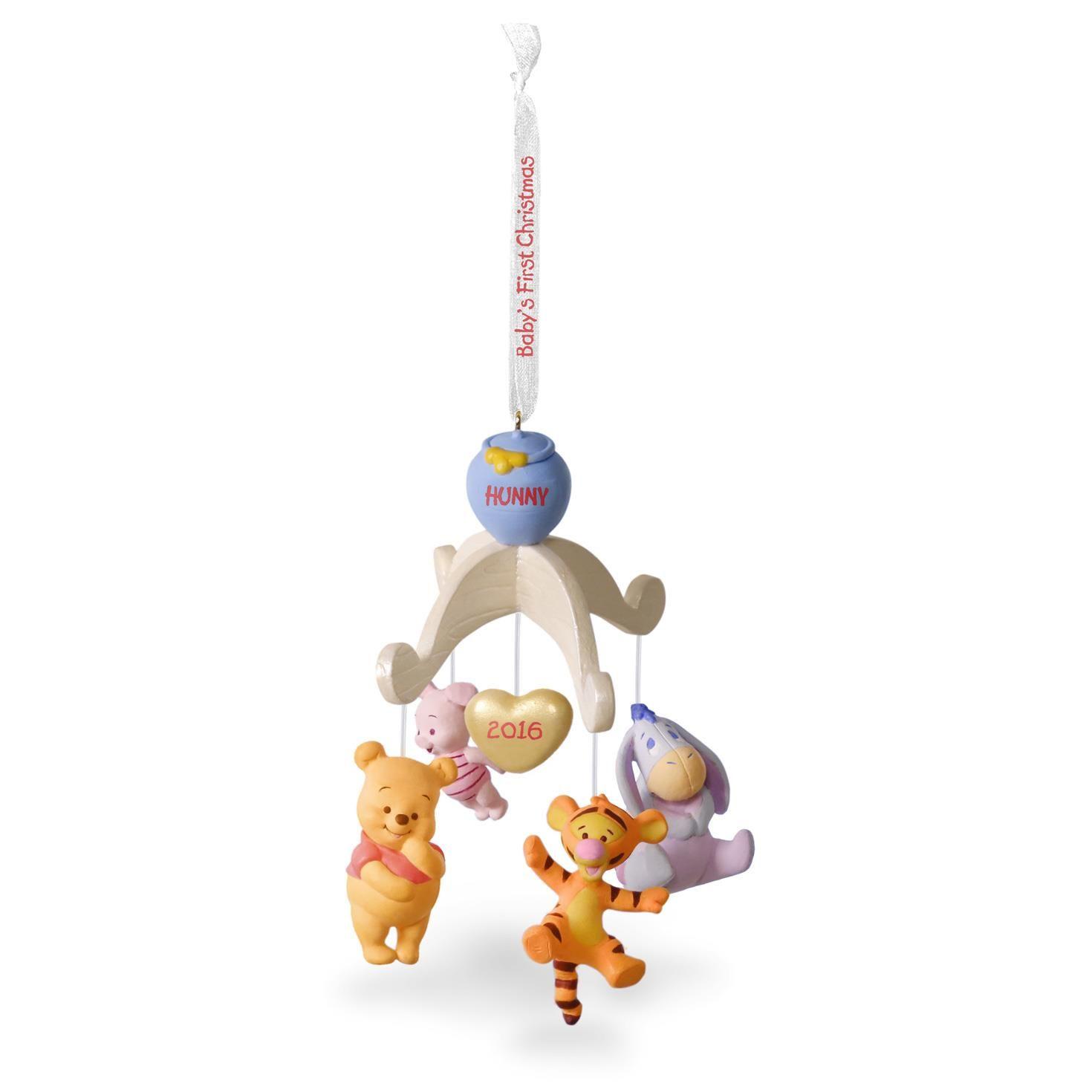 2016 babys first christmas hallmark keepsake ornament hooked on hallmark ornaments