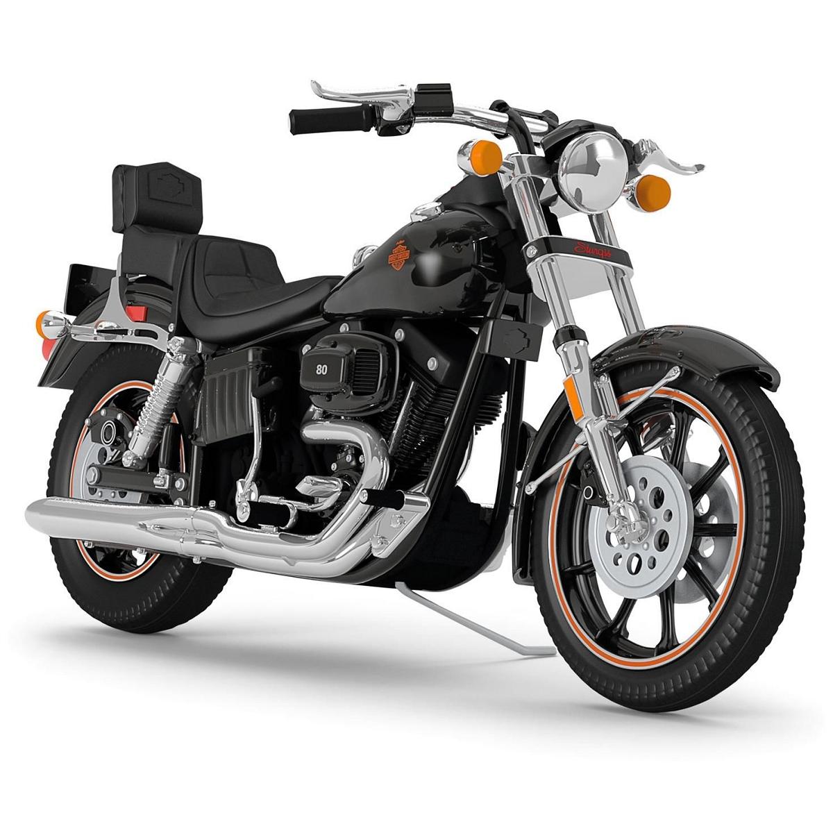2016 1980 FBX Sturgis Harley Davidson Motorcycle Hallmark ...