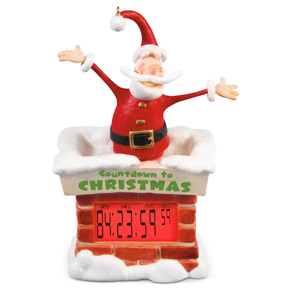 2016 Countdown To Christmas - Magic Countdown Clock