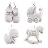 2017 Welcome Baby Ornament Set