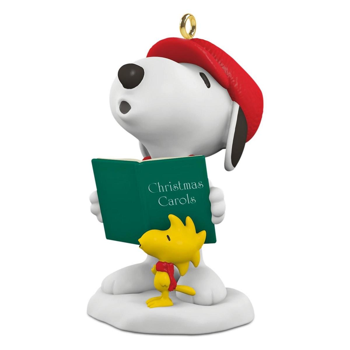 Snoopy Christmas Tree Topper: 2016 Winter Fun With Snoopy Hallmark Keepsake Ornament