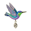 2016 Beauty of Birds, Hummingbird MINIATURE Hard to Find !