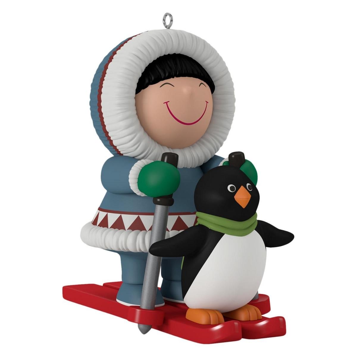2016 Frosty Little Friends Hallmark Keepsake Ornament