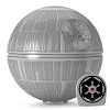 2016-19 Star Wars, Death Star TREE TOPPER *Click for Video