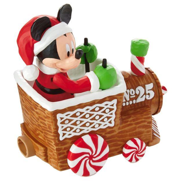 2016 Disney Christmas Train Hallmark Keepsake Ornament