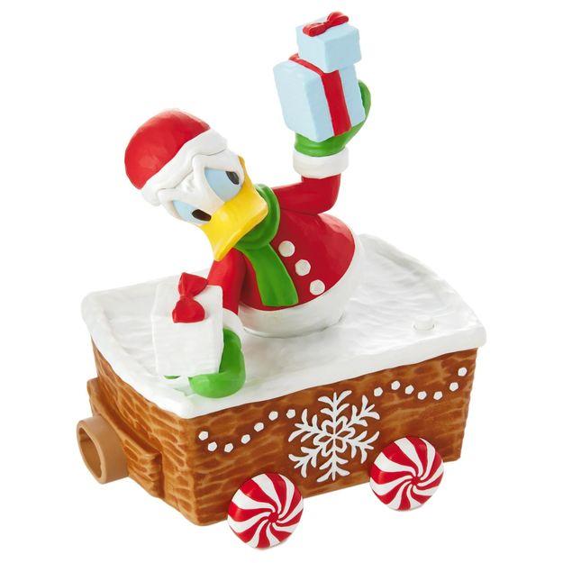 Donald Duck Christmas.2016 Disney Christmas Express Donald Duck
