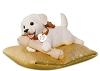 2017 Playful Puppy Surprise *MYSTERY Ornament - GOLD