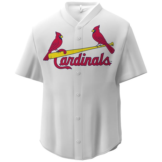 St Louis Cardinals Christmas Stocking