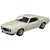 2017 Classic American Car #27 1969 Ford Mustang Boss