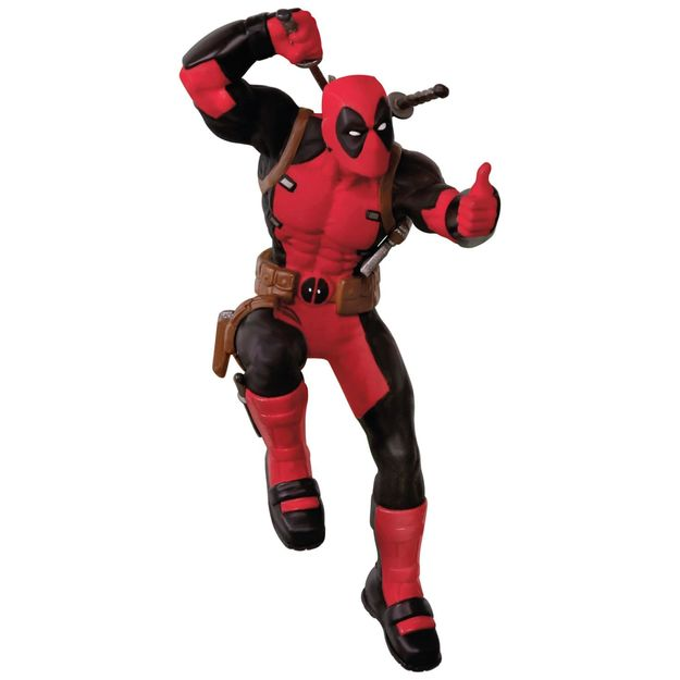 2017 Deadpool Hallmark Ornament Hooked On Hallmark Ornaments