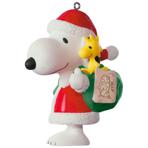 Snoopy Christmas Tree Topper: 2017 Like Mom Like Daughter Hallmark Keepsake Ornament