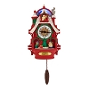 2017 Santa's Magic Cuckoo Clock ORNAMENT- Repaint Limited Ed of 5000