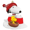 2017 Winter Fun with Snoopy #20, MINIATURE  DB