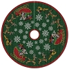 2017 Disney Oh What Fun Tree Skirt - lighted