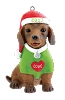 2017 Puppy Love #17 - Am Greetings Ornament