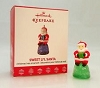 2017 Sweet Li'l Santa,COLORWAY, MINIATURE