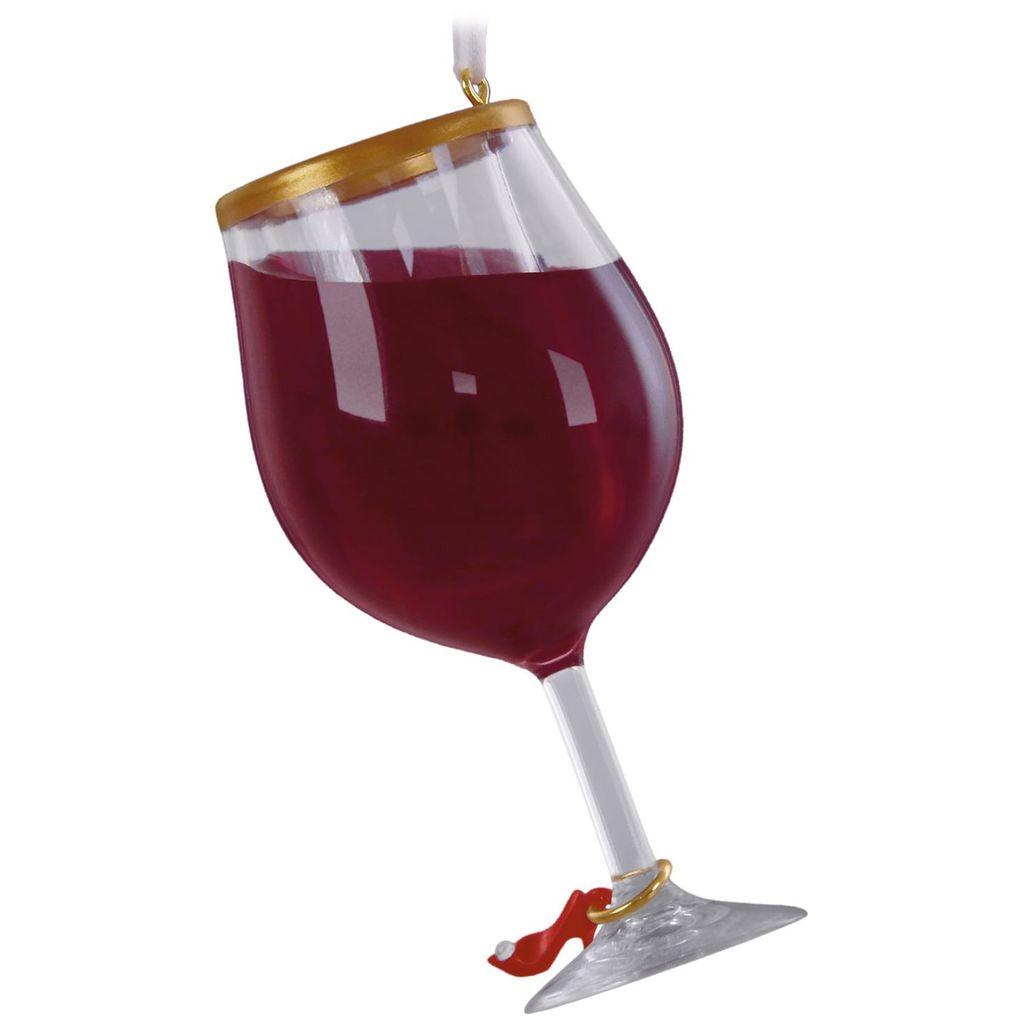 Hallmark 2018 Time for Wine Ornament