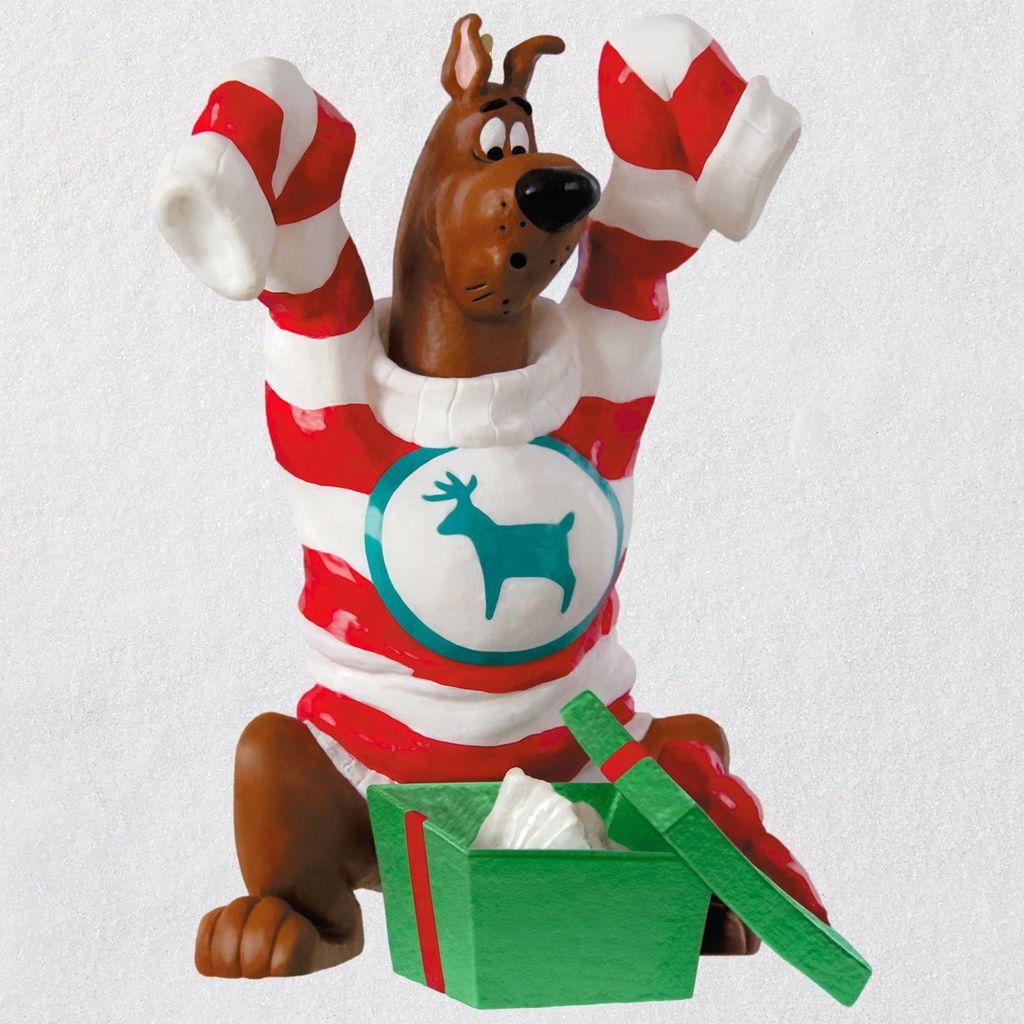2018 Oversized Surprise Scooby-Doo Hallmark Christmas ...