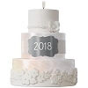 2018 New Life Together Wedding Cake