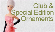 2018 Hallmark Club & Limited Edition Ornaments