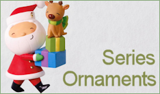 2018 Hallmark Series Ornaments