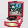 2018 Record Player, Rudolph Red Nosed Reindeer