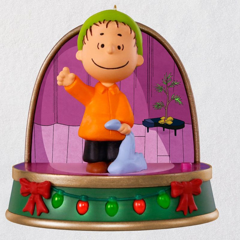 2018 Charlie Brown Christmas, LINUS
