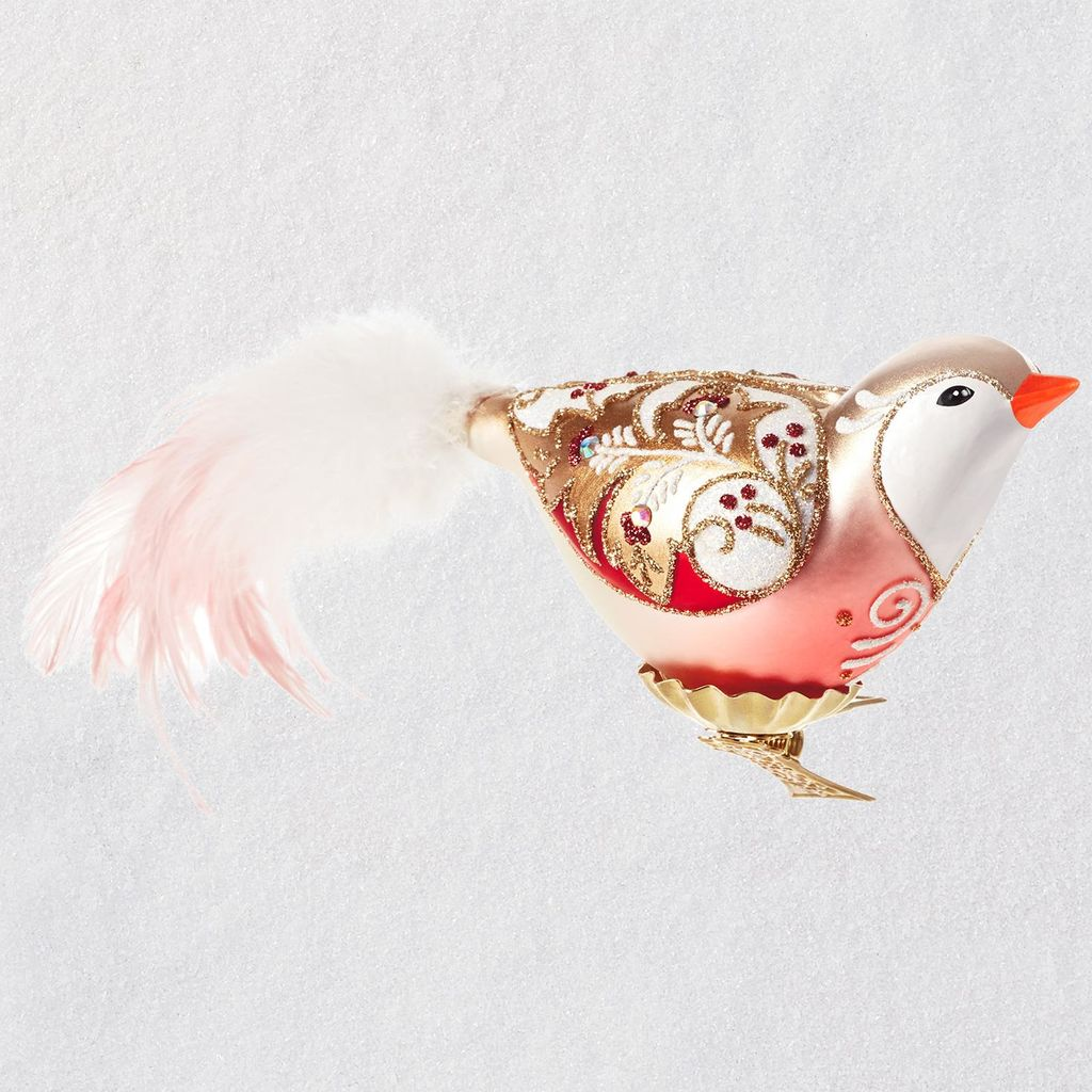 2018 Heritage Collection Decorative Bird