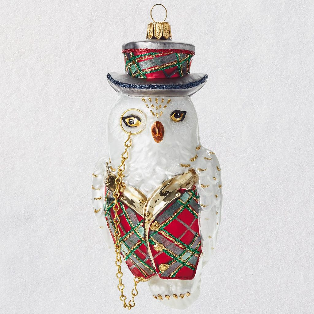 2018 Heritage Collection Dapper Owl