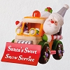 2018 Santa's Sweet Snow Plow *Sound & Light*
