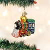 Locomotive - Old World Christmas Blown Glass