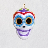 2018 Halloween, Sugar Skull Guy - Miniature Ornament