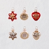 2018 MINIATURE Decorative Ornament Set