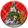 2018 Mischievous Kittens Gift of Memories Button