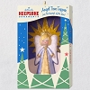 2018 Nifty Fifties Keepsake Angel Tree Topper Ornament